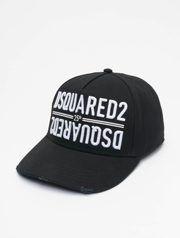 Dsquared2 25th Dsquared2 Baseball Snapback Caps svart