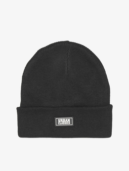 Urban Classics Plain Stitch Recycled Yarn Beanie Beanie