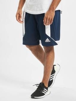 adidas Performance Game Shorts blå