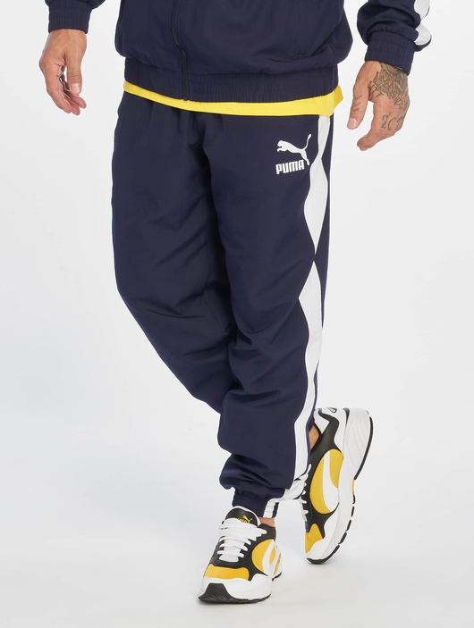 Puma Iconic T7 Track Pants Peacoat image number 0