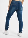 Sublevel Skinny Jeans Dark Blue Denim image number 1
