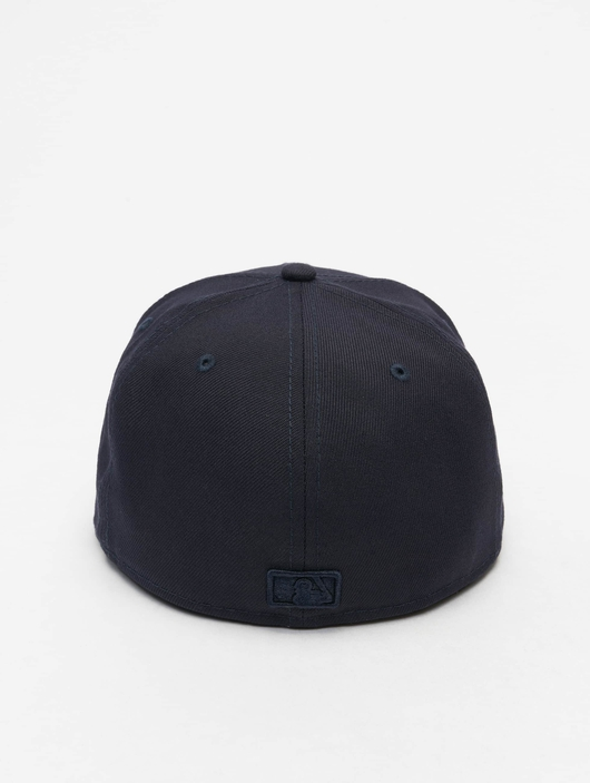 New Era MLB NY Yankees Essential 59Fifty Fitted Cap Navy image number 1