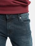 Jack & Jones jjiLiam Jjoriginal Agi 004 Skinny Jeans Blue Denim image number 3