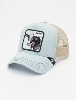 Goorin Bros. Cash Cow Trucker Cap Blue