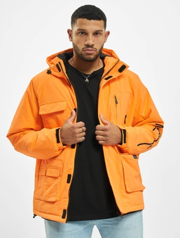 Karl Kani Kk Signature Padded Transitional Jackets oransje