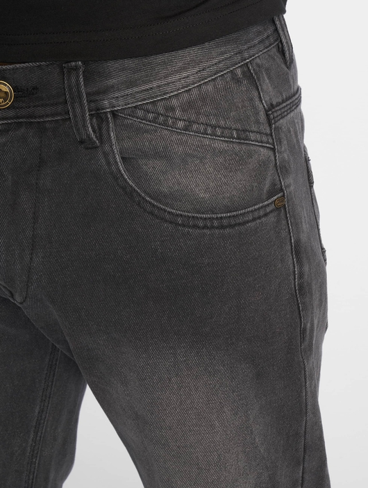 Ecko Unltd. Mission Rd Straight Fit Jeans Black Vintage image number 3