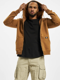 Dickies New Kingsley Sweatshirt Brown Duck