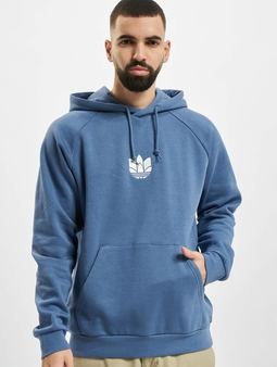 adidas Originals 3D Trefoil Hettegensre blå
