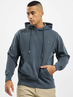 Jack & Jones jjeWashed Noos Sweat Hoody Navy Blazer/Fit Relax/Overdyed