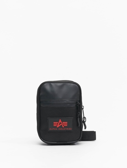 Alpha Industries Big Rp Utility Bag Black