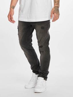 DEF Antoine Slim Fit Jeans Light Blue Denim