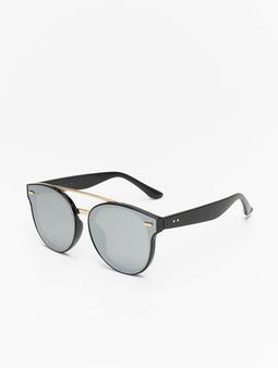 MSTRDS Sunglasses Black/Silvern