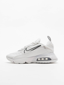 Nike Air Max 2090 Sneakers Black/White/Metallic Silvern