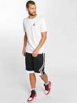Jordan Sportswear Jumpman Air Embroidered T-Shirt White/Black image number 2