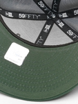 New Era Jersey NFL Green Bay Packers Essential 59Fifty Fitted Caps image number 2