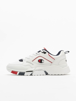 Champion Rochester Sport Inspired Sneakers White/Blue/Red