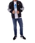 Adidas Originals Auth Tt Transition Jacket Black image number 5