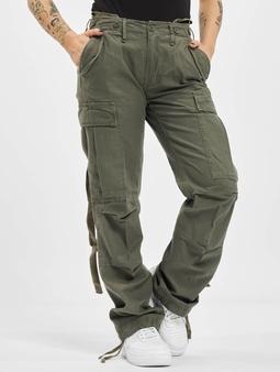 Brandit M65 Ladies  Chino bukser oliven
