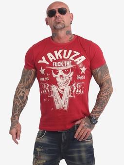 Yakuza Rules T-Shirt Schwarz