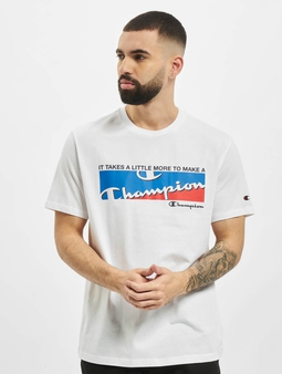 Champion Legacy T-Shirt White