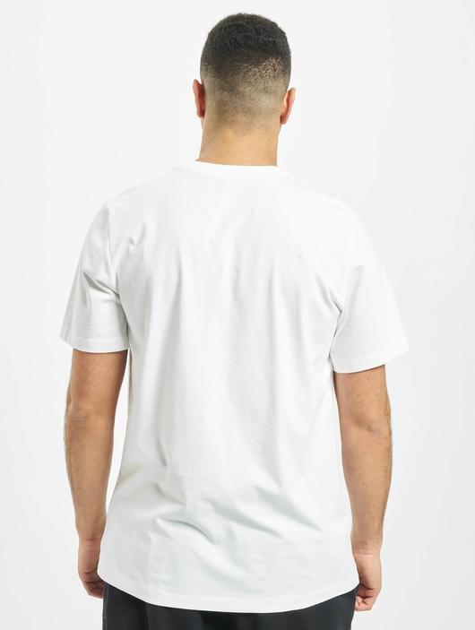 Nike Jumpman SS Crew Sweatshirt White/Black image number 1