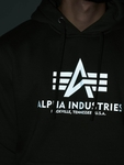 Alpha Industries Basic Reflective Hoodies image number 5