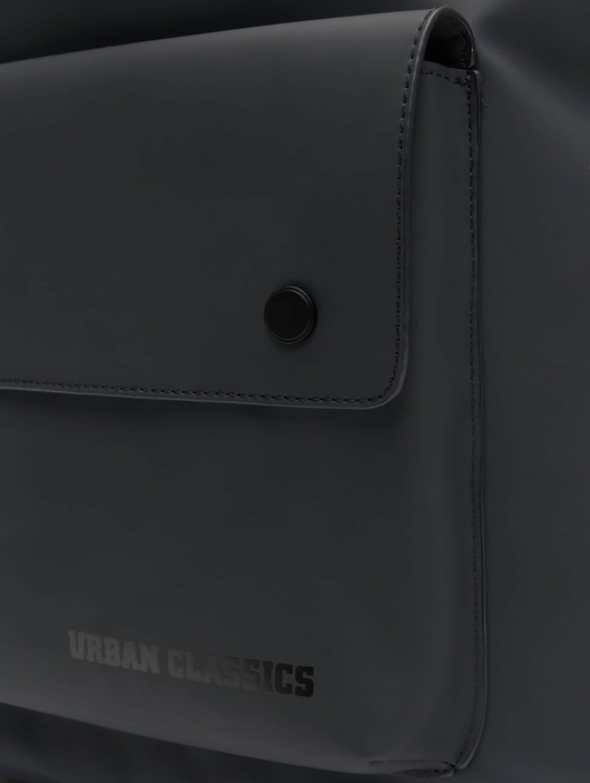 Urban Classics Casual Backpack Black image number 8