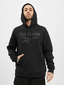 Reebok Identity Fleece OTH Big Logo Hettegensre svart