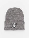 '47 NHL Anaheim Ducks Brain Freeze Cuff Knit Beanie Dark Grey image number 0