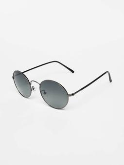 Masterdis Flower Mirror Sunglasses Gun/Green