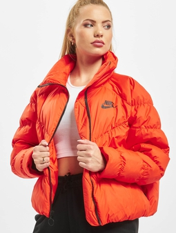 Nike Synthetic Fill Puffer Jacket