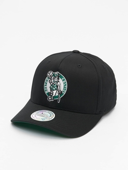 Mitchell & Ness NBA Boston Celtics Team Logo High Crown 6 Panel 110 Snapback Cap