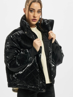 Urban Classics Ladies Vanish Oversized Diamond Quilt Winter Jacket