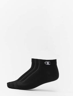Champion Underwear X3 Legacy  Sokker svart
