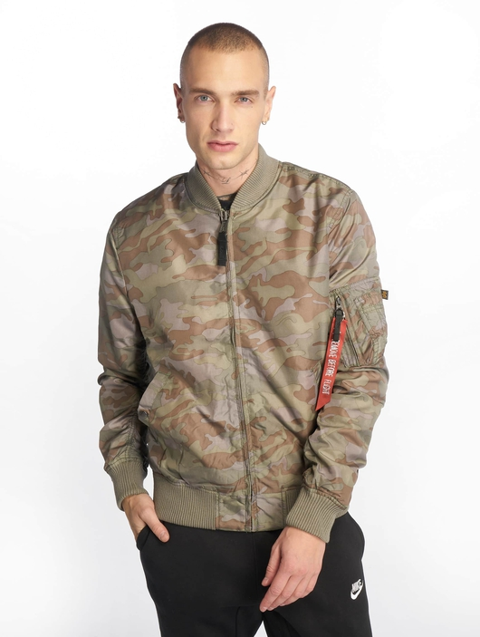 Alpha Industries  Bomber jackets image number 2