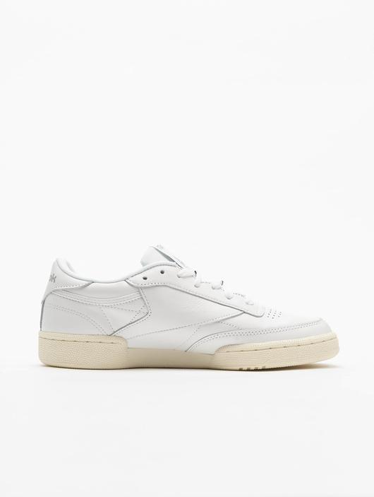 Reebok Club C 85 Sneakers White/Silvern Met./Pure Grey 3 image number 2