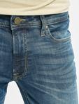 Jack & Jones jjiLiam Jjoriginal Agi 005 Skinny Jeans Blue Denim image number 3