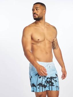 Criminal Damage Palm Swim Shorts
