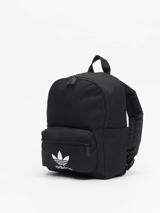 Adidas Originals Small Ac Backpack Black image number 1