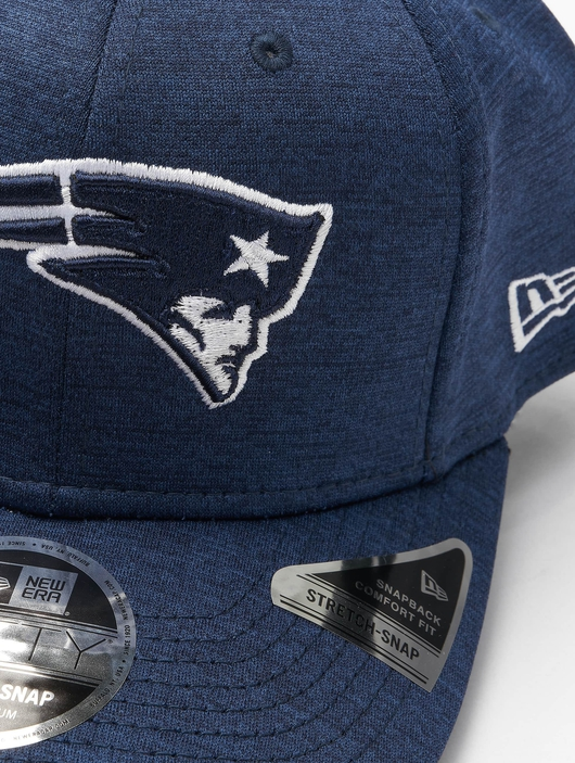 New Era NFL New England Patriots Stretch Snapback Caps image number 3