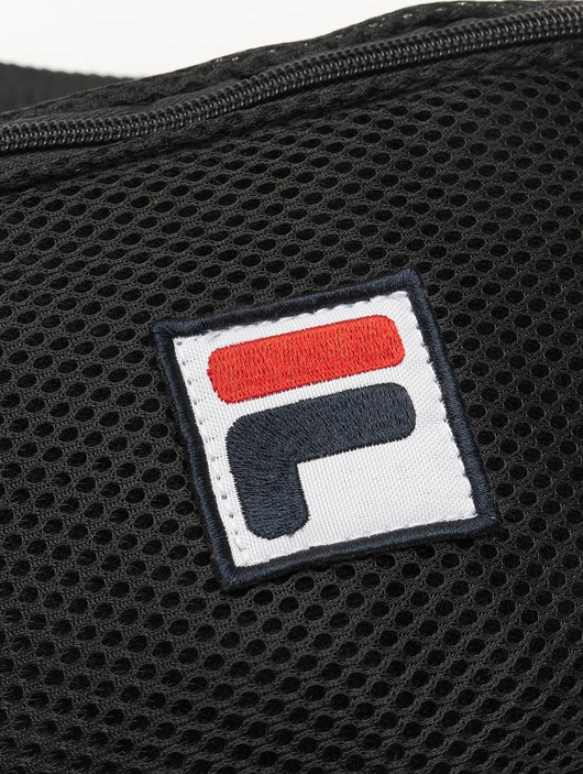 Fila Urban Line Slim Mesh Waist Bag Black image number 5