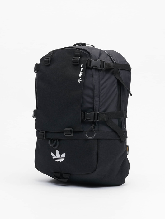 Adidas Originals Adv Backpack Black/White image number 1