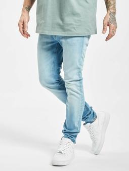 Jack & Jones jjiLiam Jjoriginal Agi 002 Skinny Jeans Blue Denim