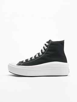 Converse Chuck Taylor All Stars Move High Sneakers Black/Natural Ivory/White