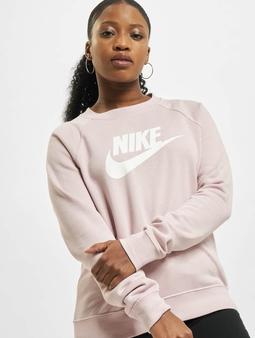 Nike W Nsw Essntl Flc Gx  Gensre rosa