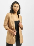 Missguided Co Ord Price Point Basic Blazer Camel image number 2