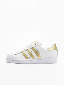 Adidas Originals Superstar Sneakers Ftwr White/Golden Met/Ftwr