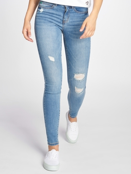 Noisy May nmLucy Coffee Dest Jeans