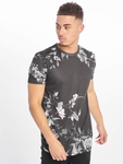 Criminal Damage Sinclar T-Shirt Black White image number 2
