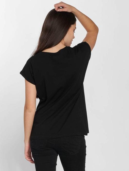 Merchcode Hustler Smoke T-Shirt Black image number 1